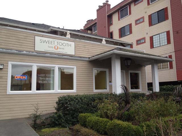 Dentist Capitol Hill Seattle Wa Sweettooth Dental Outside 0157